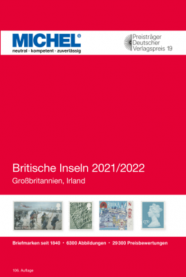 Britische Inseln 2021/2022 (E 13)