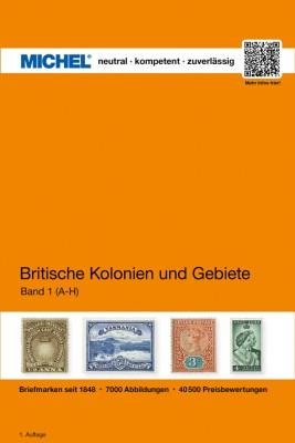 Britische Kolonien und Gebiete, Band 1: A-H