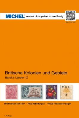 Britische Kolonien und Gebiete, Band 2: I-Z