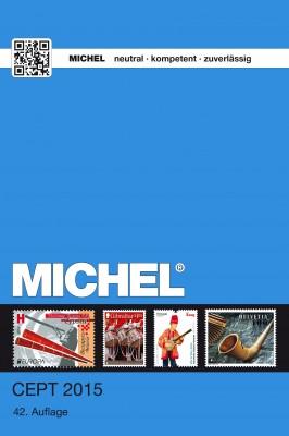 CEPT-Katalog 2015 (E-Book)