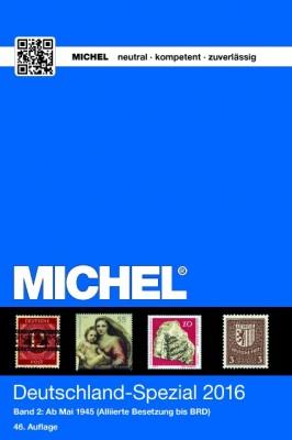 Deutschland-Spezial-Katalog 2016 – Band 2 (E-Book)