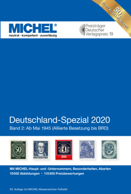 Germany Specialized 2020 – Volume 2 (as of May 1945)