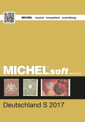 MICHELsoft Briefmarken Deutschland S 2017 – Version 12