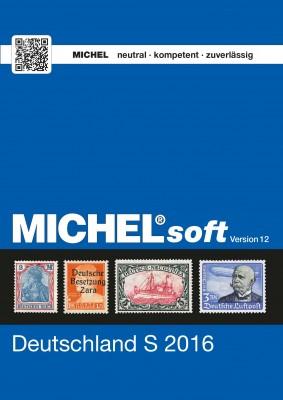 MICHELsoft Briefmarken Deutschland S 2016 – Version 12