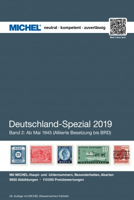 Germany Specialized 2019 – Volume 2 (as of May 1945)