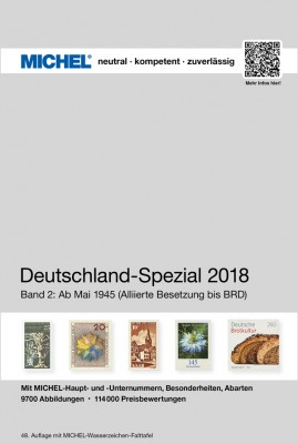 Germany Specialized 2018 – Volume 2 (as of May 1945)
