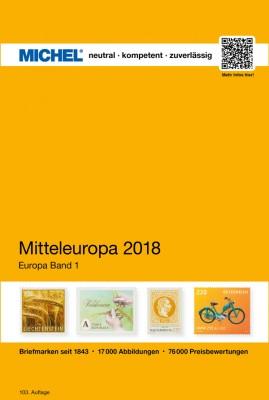 Mitteleuropa 2018 (EK 1) (E-Book)