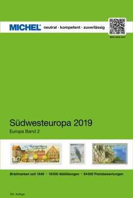 Southwestern Europe 2019 EC 2