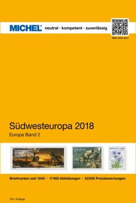 Südwesteuropa 2018 (EK 2) (E-Book)