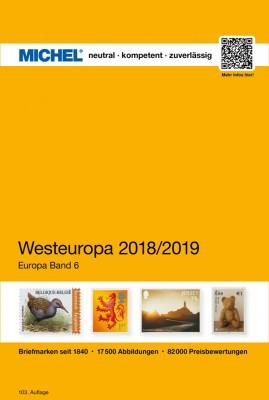 Western Europe 2018/2019 EC 6