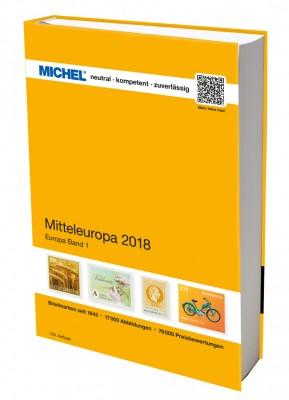Mitteleuropa 2018 (EK 1)