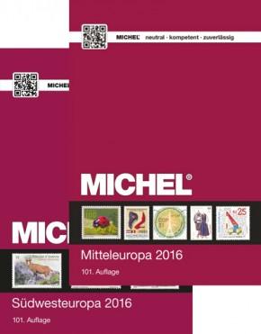 Aktions-Set: Mitteleuropa 2016 (EK 1) & Südwesteuropa 2016 (EK 2)