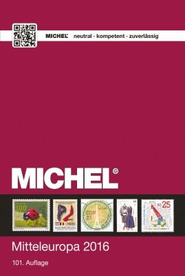 Mitteleuropa 2016 (EK 1) (E-Book)