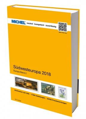 Südwesteuropa 2018 (EK 2)