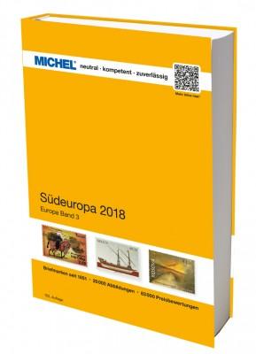 Südeuropa 2018 (EK 3)
