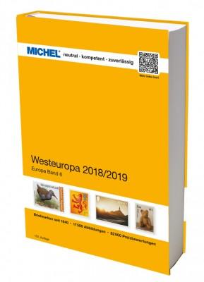 Westeuropa 2018/2019 (EK 6)