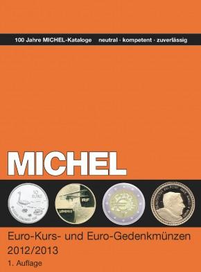Euro-, Kurs- und Gedenkmünzen 2012/2013