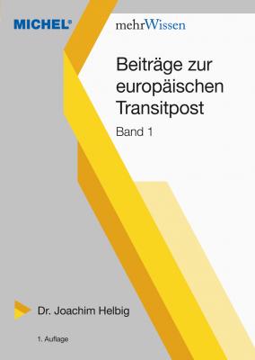 Beiträge zur europäischen Transitpost, Band 1