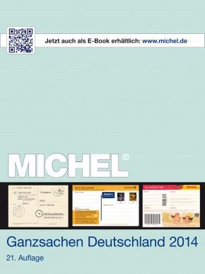 Ganzsachen-Katalog Deutschland 2014 (E-Book)