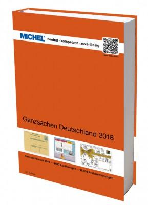 Ganzsachen Deutschland 2018
