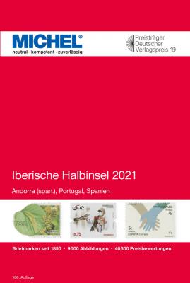Iberische Halbinsel 2021 (E 4)