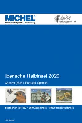 Iberian Peninsula 2020 E 4