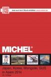Japan, Korea, Mongolei, GUS Katalog 2014 (ÜK 9/2) (E-Book)