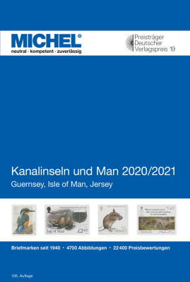 Channel Islands and Man 2020/2021 (E 14)
