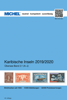 Caribbean Islands 2019/2020 (OC 2.1) - Volume 1 (A-J)