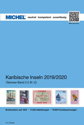 Karibische Inseln 2019/2020 (ÜK 2.2) - Band 2 (K-Z)
