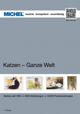 Katzen – Ganze Welt