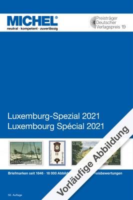 MICHEL-Luxemburg-Spezial 2019 – Deutsch/Französisch