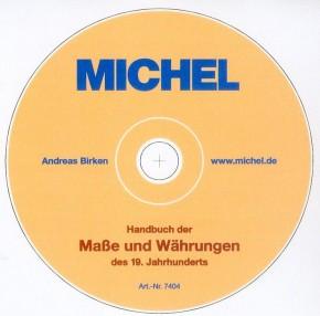 Handbuch Maße und Währungen des 19. Jahrhunderts (CD-ROM)