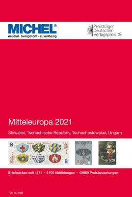 Central Europe 2021 E 2