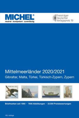 Mediterranean Countries 2020/2021 (E 9)
