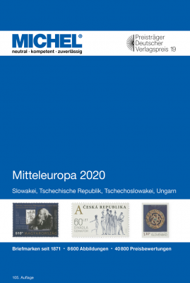 Central Europe 2020 E 2