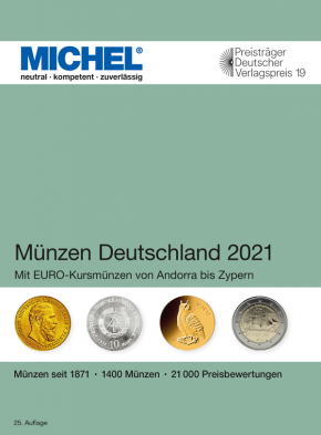 Coins Germany 2021