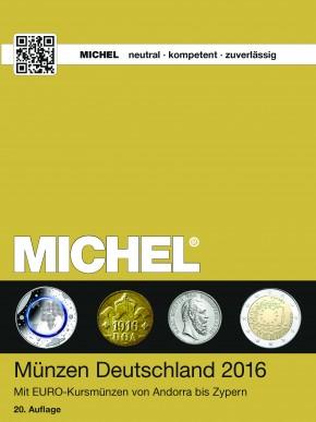 Münzen Deutschland 2016