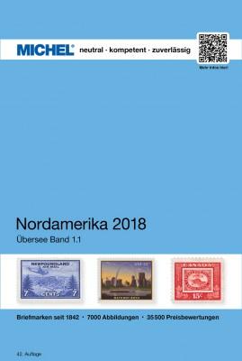Nordamerika 2018 (ÜK 1.1)