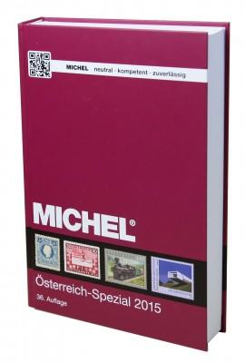 Österreich-Spezial 2015 – inkl. Ganzsachen