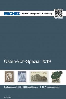 Österreich-Spezial 2019 – inkl. Ganzsachen