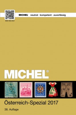 Österreich-Spezial 2017 – inkl. Ganzsachen (E-Book)