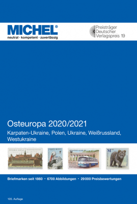 Eastern Europe 2020/2021 (E 15)
