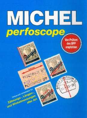 MICHELperfoscope Version 1.15 – German/English