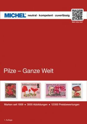 Pilze – Ganze Welt 2018