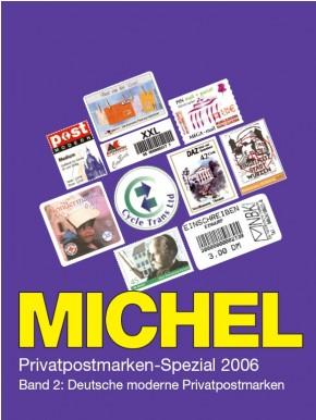 Privatpostmarken-Spezial 2006 – Band 2