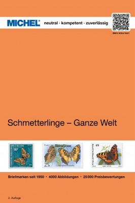 Schmetterlinge - Ganze Welt