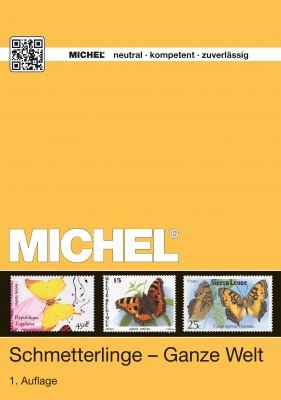 Schmetterlinge - Ganze Welt 2015