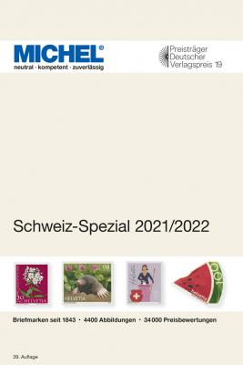 Switzerland Specialized 2021/2022