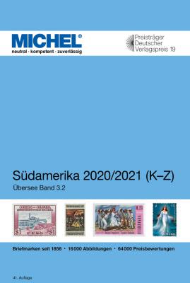 Südamerika 2020/2021 (Ü 3.2) – Band 2 K-Z